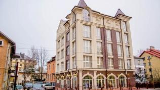 Отель Elisa Inn
