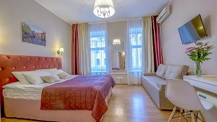 Отель «Невский ряд»