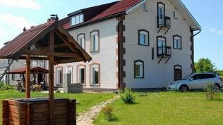 Отель «Красный хутор»