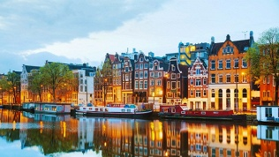 Тур по городам Европы