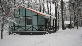 Лесной отель «Ежи»