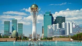 Тур в Казахстан, Астану
