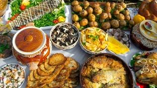 Украинский ужин или сет
