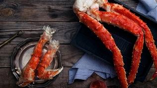 Морепродукты навыбор
