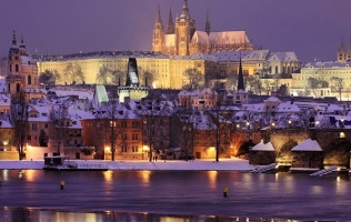 Новогодний тур вЕвропу