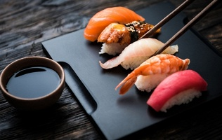 Суши от SU-Chef
