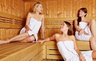 Отдых всауне или бане