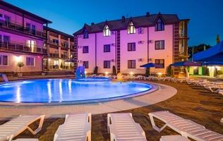 Отель «Кипарис»