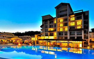 Отель &SPA «Аквамарин»