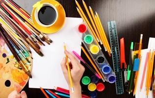 Товары для творчества
