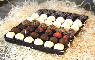 Набор сырных конфет