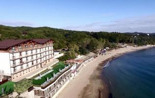 Отель Golden Hills