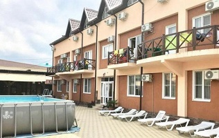 Гостиница «Три богатыря»