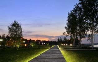 Отель «Лесное озеро»