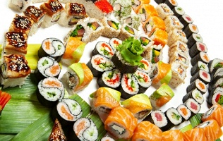 Сеть суши-баров «Тунец»