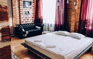 Отель Poltavskiy Loft