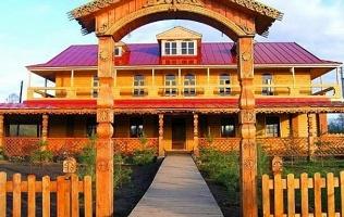 Гостевые дома «Сосница»