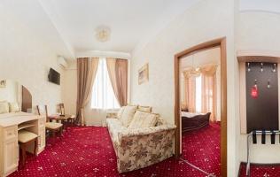 Гостиница «Первомайская»
