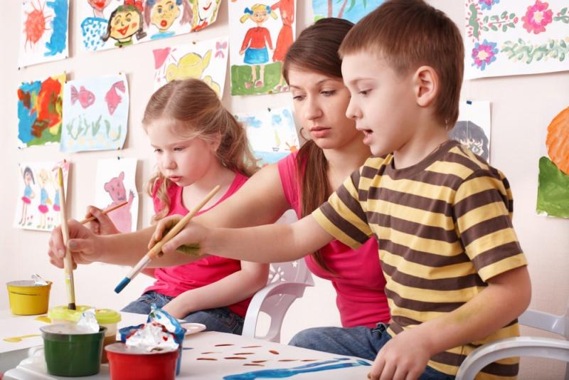Интересный мастер класс для детей и взрослых