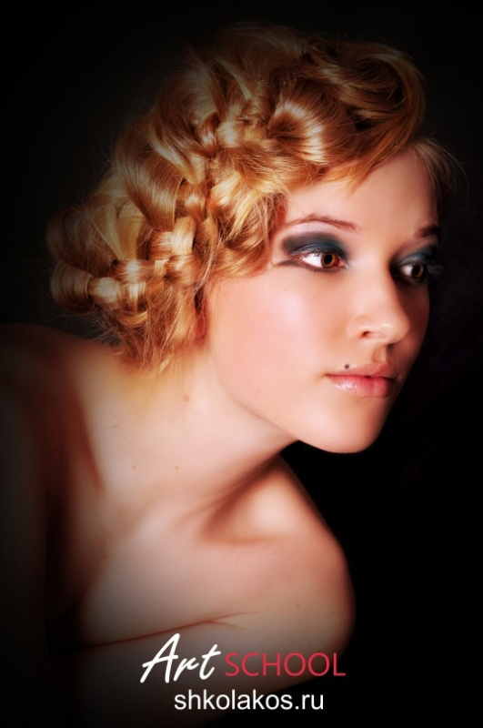 фото кос косичек косички прически на длинные волосы вечерние школа курсы кос обучение схемы кос.