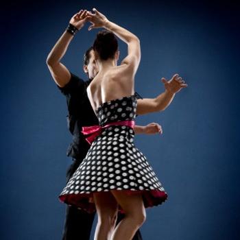 Зажигательная ретро музыка для танцев скачать