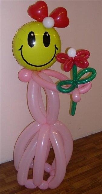 Скидки, Дарите воздушную радость! Скидка до 75% на связку из 15 воздушных шаров с гелием либо букет из 9 или 15 цветов из воздуш