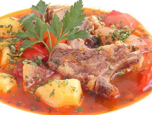 Рецепты суп с баранины