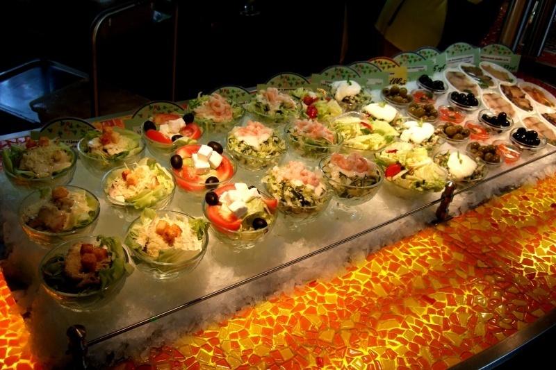 сеть ресторанов здорового питания