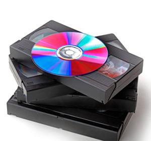 Как сделать видеокассету цифровой