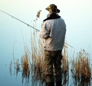 рыбалка на уч дере