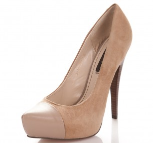 Туфли женские закрытые
