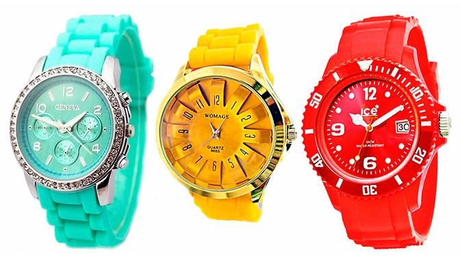 Яркие часы наручные купить купить на авито часы полет
