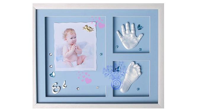 Подарок новорожденной девочке отпечаток 6