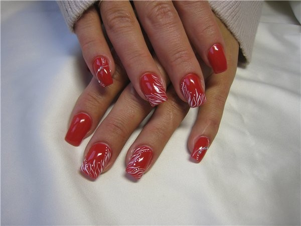 Варианты покрытия гель лаком на короткие ногти