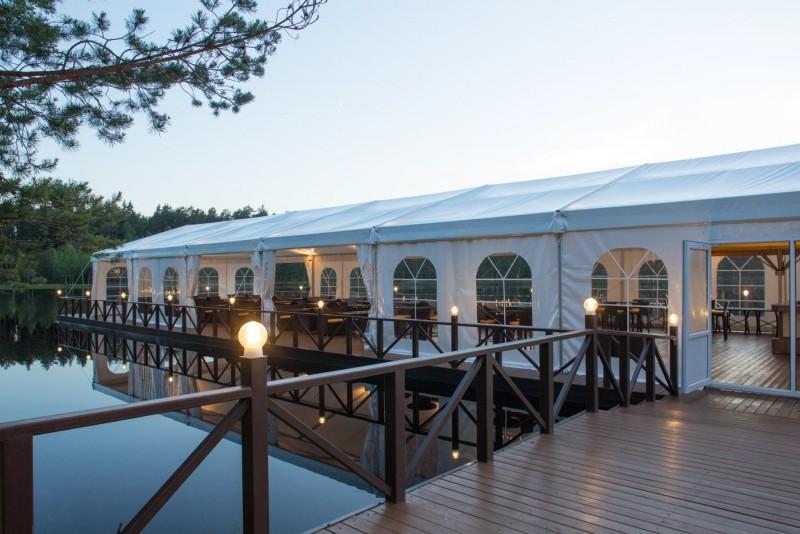 Анива - это загородный парк-отель для отдыха и здорового образа жизни активных людей