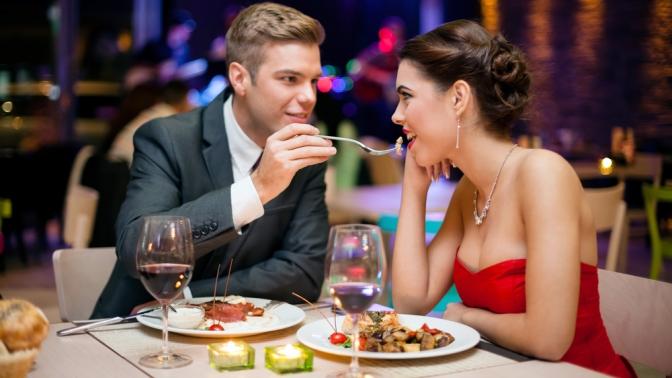 Сексуальный ужин для двоих
