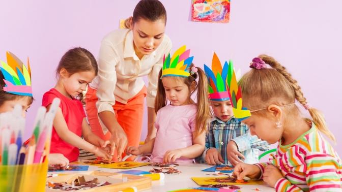 Бесплатные занятия для детей его