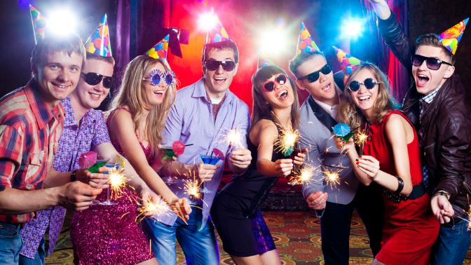 Клуб вечеринка видео