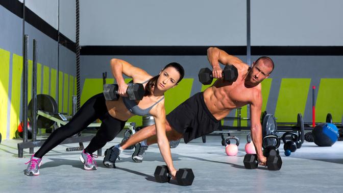 Crossfit injuries women