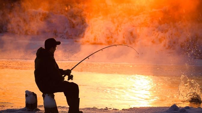 рыбалка урга сура