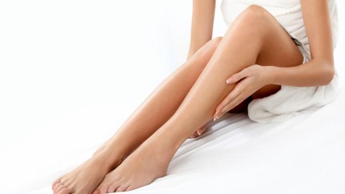 Как сделать ноги красивыми и гладкими 44