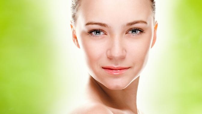 Гладкая кожа лица как сделать