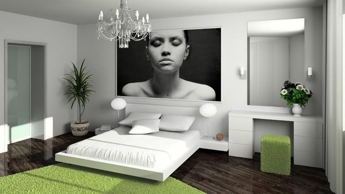 Tapeta w sypialni 13 inspiracji na aranżacje sypialni z