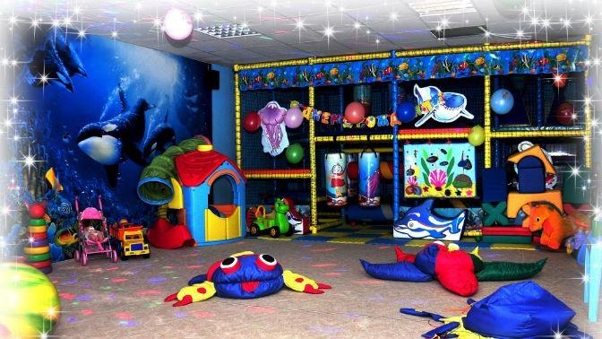 Детская комната для дня рождения омск