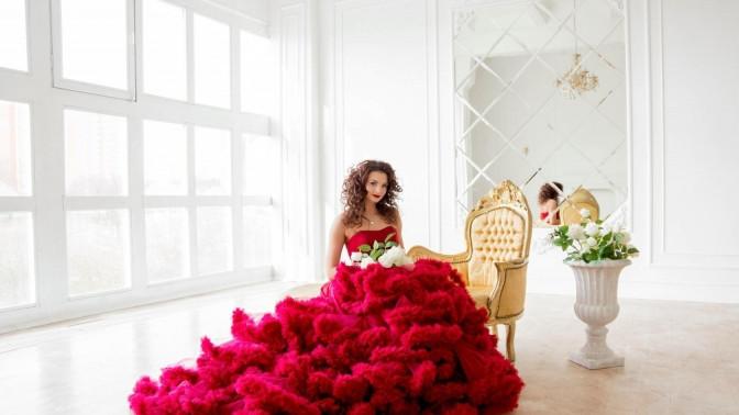 Купить Платье Облако Для Фотосессии