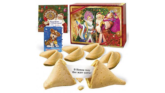 Где в кирове можно купить новогоднее печенье