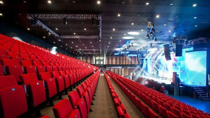 концертном зале Event-Hall