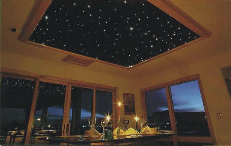 Скидки, Точный рисунок звездного неба в формате 3D на потолке с тысячами светящихся в темноте звезд от официального представител