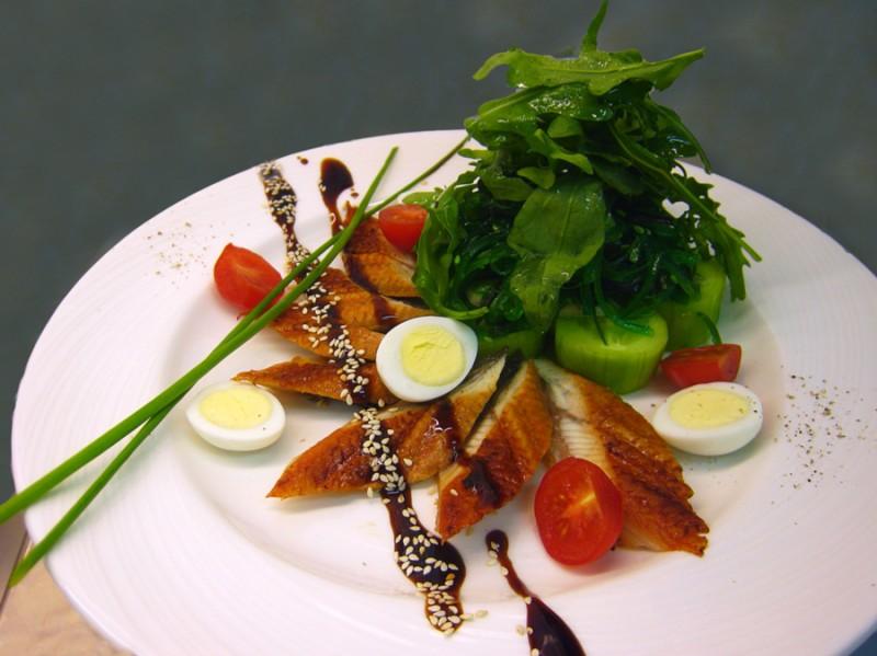 Рецепты салатов для ресторана фото