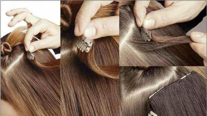 Куплю натуральные волосы на заколках в краснодаре